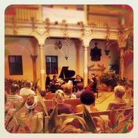 Photo taken at Conservatorio Superior de Música by José María S. on 5/11/2012