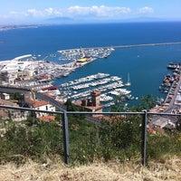 Photo taken at Porto di Salerno by Franco d. on 5/30/2011