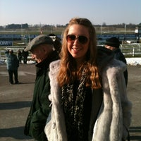 Photo taken at Lingfield Park Racecourse by Sarah B. on 2/11/2012