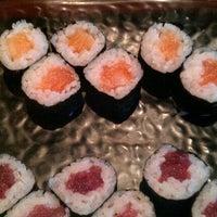 Photo taken at Kobe Teppan & Sushi - Frisco by Zach S. on 12/12/2011