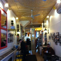 Photo taken at Blue Sky Bakery by Saurabh P. on 12/24/2010