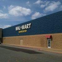 Photo taken at Walmart Supercenter by Michelle W. on 3/21/2011