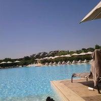 8/26/2012 tarihinde Berker T.ziyaretçi tarafından Ela Quality Resort Belek'de çekilen fotoğraf
