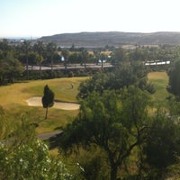 Photo taken at Campo de golf by Ana E. on 2/15/2012