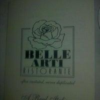 Photo taken at Belle Arti Ristorante by Lisa G. on 10/7/2011