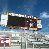 Foto tomada en Virginia Tech por Javier P. el 12/9/2011