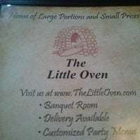 Photo taken at The Little Oven by Kelley K. on 9/22/2011