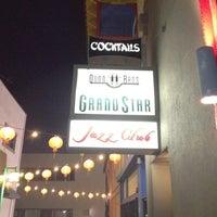 Photo taken at Grand Star Jazz Club by Edward P. on 6/7/2012