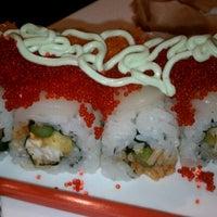 Foto tirada no(a) Sushi O Bistro por Tamara N. em 1/27/2012