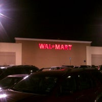 Photo taken at Walmart Supercenter by Spenker A. on 10/19/2011