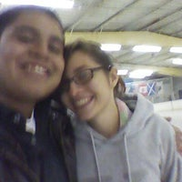 Photo taken at Oak Park Ice Arena by Andrew R. on 12/1/2011