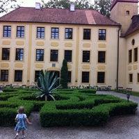 รูปภาพถ่ายที่ Hotel Zamek Krokowa โดย Adam K. เมื่อ 7/10/2011