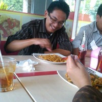 Photo taken at Red Crispy Resto by Gede P. on 10/13/2011