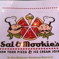 Photo taken at Sal & Mookie's by Find It In Fondren on 5/10/2012