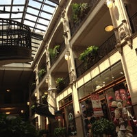 Photo taken at Grove Arcade by Stacy P. on 6/7/2012