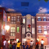 Photo taken at KidZania by phoebe t. on 2/28/2012