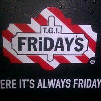Photo taken at TGI Fridays by Deborah W. on 1/15/2012
