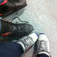 Photo taken at Gateway Ice Center by Emily L. on 4/21/2012