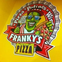 Photo taken at Franky's Pizza by Marco H. on 10/23/2011