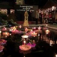 Photo taken at Buddhist Center of Dallas by Alex W. on 11/13/2011