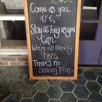Photo taken at Plums Restaurant by Matt B. on 7/14/2012