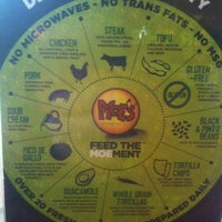 Photo taken at Moe's Southwest Grill by Sam D. on 3/18/2011
