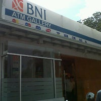 Photo taken at Bank BNI by Aziez L. on 1/19/2012