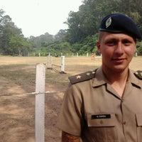 Photo taken at Academia de Polícia Militar do Barro Branco by Raphael S. on 11/11/2011