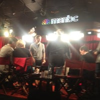Photo taken at MSNBC Broadcast Stage at Channelside by 🌸Cinderella 🌸 on 8/31/2012
