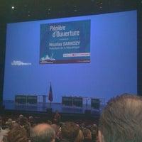 Photo taken at Salon des Entrepreneurs 2012 by RKD A. on 2/1/2012