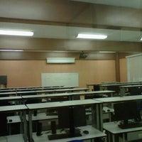 Photo taken at Laboratorio de Computo de Ciencias Básicas by Marta G. on 2/2/2012