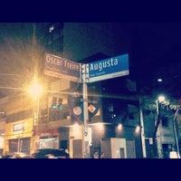 Photo taken at Rua Augusta by Milene M. on 8/15/2012