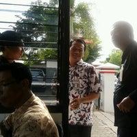 Photo taken at Bank Jatim by Benny Bintang Z. on 12/30/2011