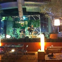 Photo taken at Shelter@Rama3 by Aon Suttipart T. on 1/28/2012