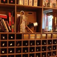 Photo taken at Carpe Diem Wine Shop & Bar by Mihail on 7/24/2012