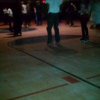 Photo taken at Crazy Legs Skate Club by Ebony R. on 1/26/2012