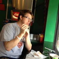 Photo taken at Pita Pit by Andrew A. on 9/4/2012