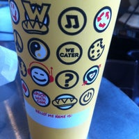 Photo taken at Which Wich? Superior Sandwiches by Antoine S. on 3/11/2012