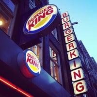 Photo taken at Burger King by Bruno L. on 9/5/2012