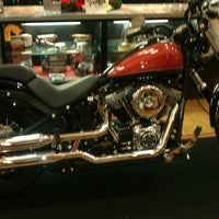 shelton's harley-davidson - motorcycle shop