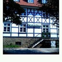 Photo taken at Schlüppmann & Flamme OHG PROVINZIAL by Moby K. on 5/29/2012