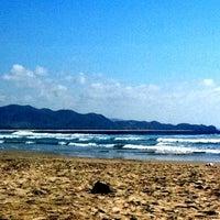 Photo taken at Cerritos Beach Club & Surf by Simone R. on 11/3/2011