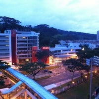 Photo taken at ITE College West by Danny L. on 1/25/2011
