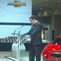 Photo taken at Washington D.C. Auto Show by Charlie V. on 1/26/2012