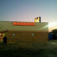 Photo taken at Whataburger by Scott C. on 6/25/2012