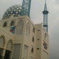 Photo taken at Andalusia Islamic Center by Setyawan on 3/30/2012