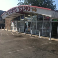Photo taken at Food King Market by Dustin A. on 9/7/2011