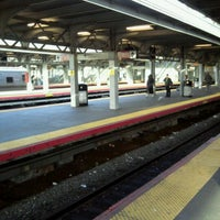 Photo taken at LIRR - Jamaica Station by Cher A. on 1/4/2012
