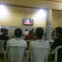 Photo taken at Café Sleh by Mohamed Ali K. on 6/17/2012
