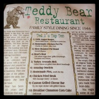 Teddy Bear Restaurant